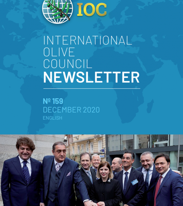 IOC NEWSLETTER 159 LATEST 2020 ISSUE