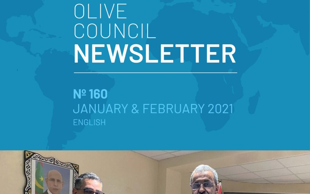 IOC NEWSLETTER 160 LATEST 2020 ISSUE
